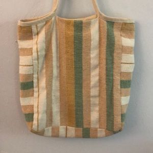 Natural bag, like new